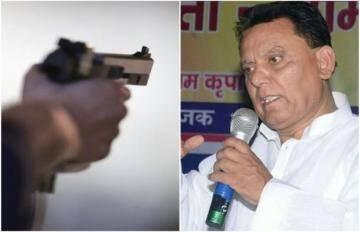 BJP leader Azfar Shamsi shot at in Bihar