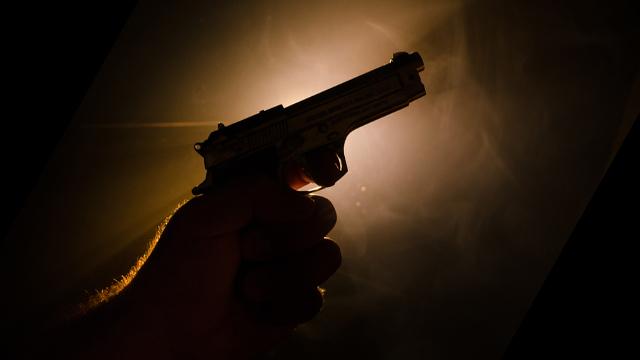 Why did Azfar Shamsi shot at in Bihar