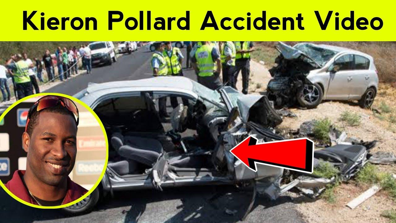 Kieron Pollard Fake Death