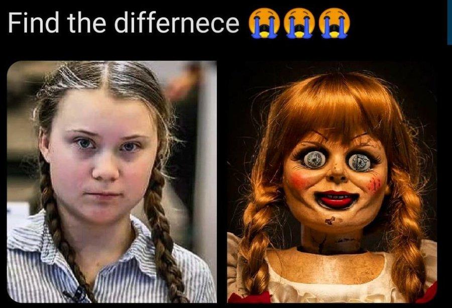 Greta Thunberg Memes