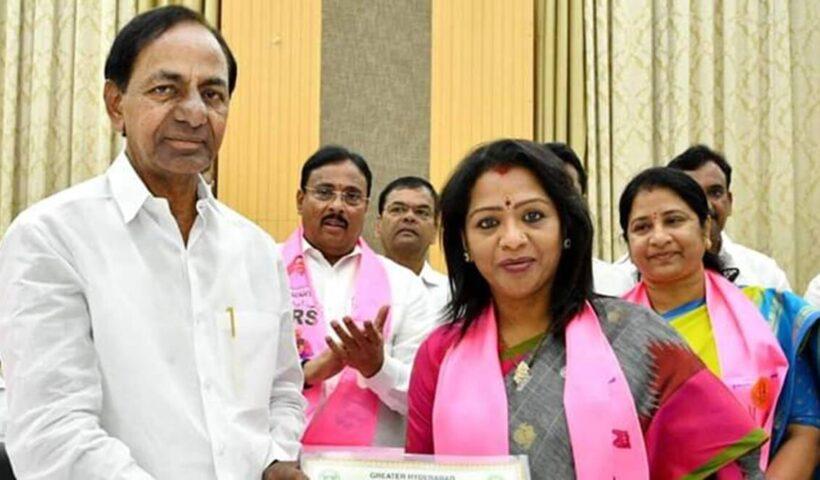 Gadwal Vijayalakshm