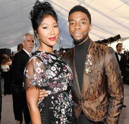 Chadwick Boseman black panther wife wiki bio age boyfriend husband