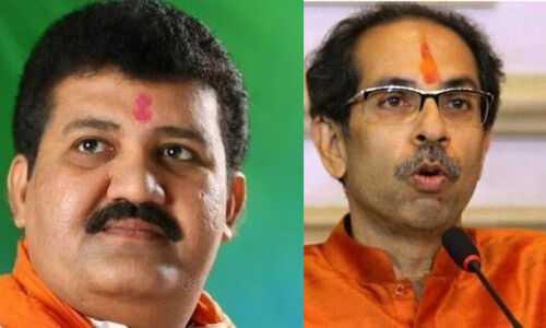 News Shiv Sena Minister Sanjay Rathod Resigns