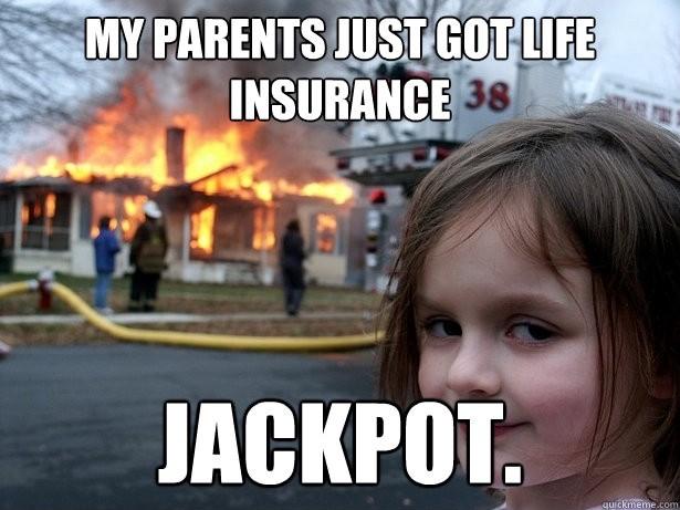 Funny Disaster Girl Memes