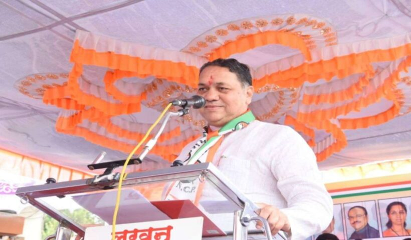 New Maharashtra Home Minister 'Dilip Walse Patil' Wikipedia, Wife, Biography, Age, Net Worth, Family, Daughter