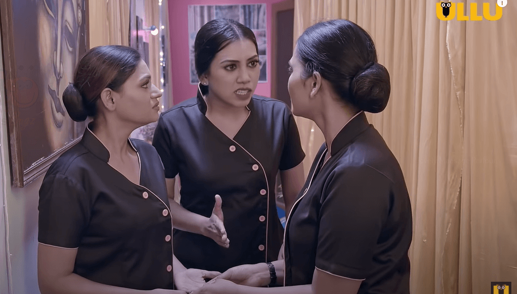Lovely Massage Parlour Part 2 Web Series ULLU, Full Episodes Watch Online