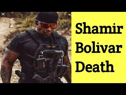 Shamir Bolivar Wikipedia, Bio, Obituary, Net Worth, Girlfriend, Wife, Kids, Family