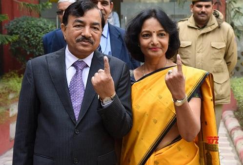 Chief Election Commissioner of India Sushil Chandra Bio