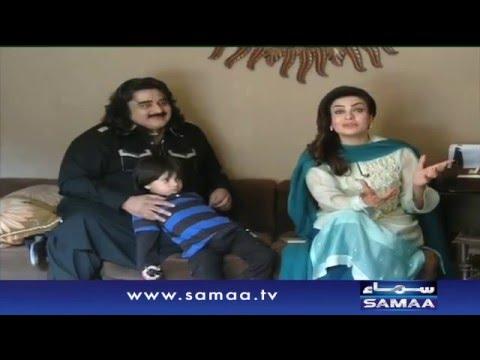 Arif Lohar's Wife