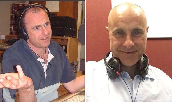 dominic busby radio presenter Bio