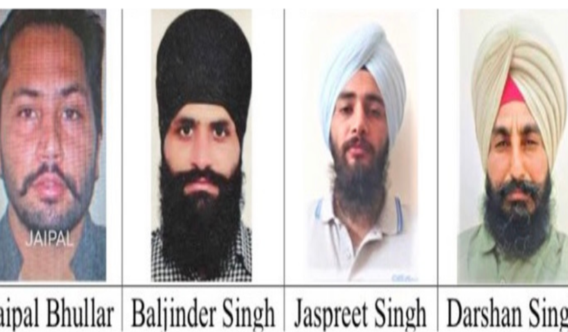 Gangster Jaipal Singh Bhullar