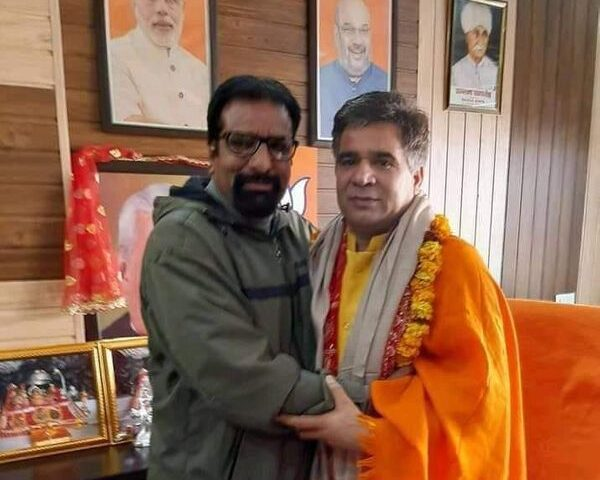 BJP leader Rakesh Pandita Shot Dead