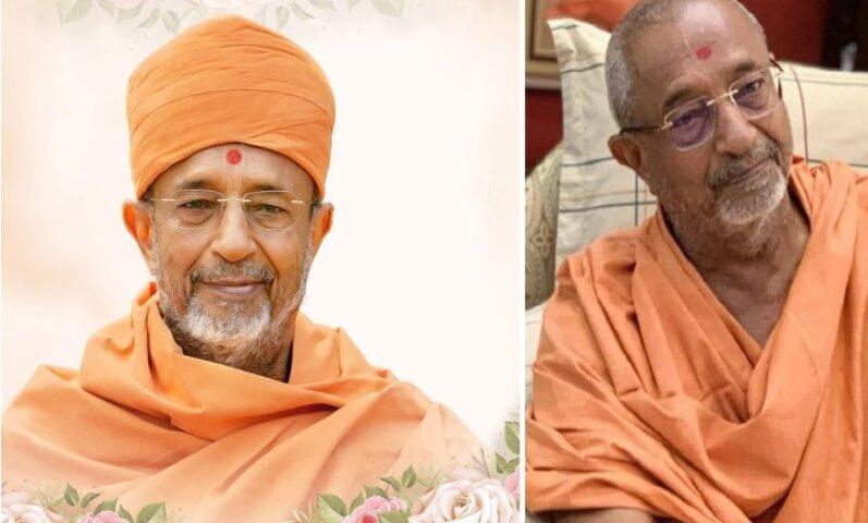 Hariprasad Swamiji Death