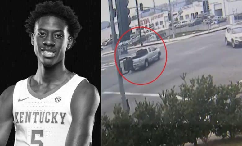Terrence Clarke death cause car accident video