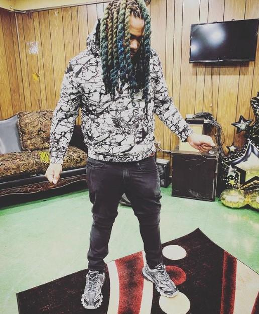 Rapper Edai 600 Biography