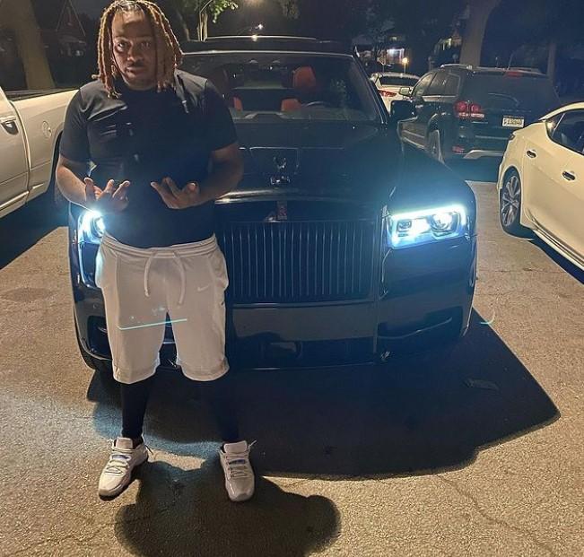 Rapper Edai 600 Net Worth