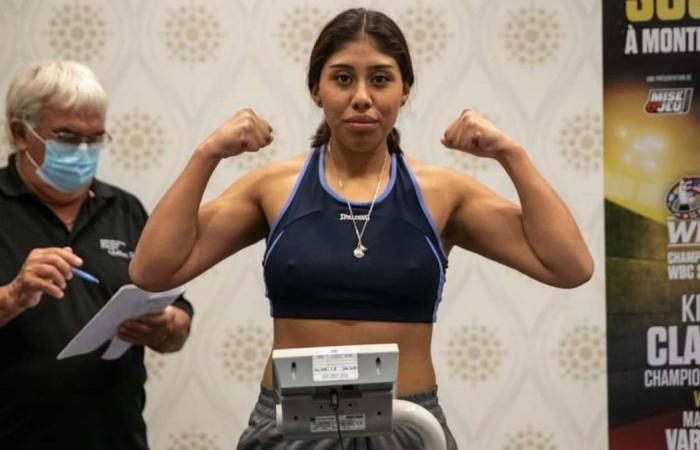Boxer Jeanette Zacarias Zapata Wiki