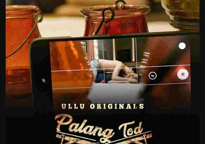 Blackmail PalangTod Ullu Originals web series